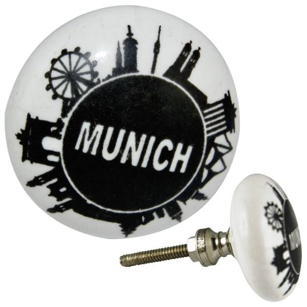 Restposten Möbelknöpfe Möbelgriffe Möbelknopf Keramik - München Munich